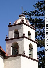 Bell Tower Ventura Mission