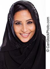 bella donna, musulmano