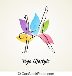 bella donna, yoga