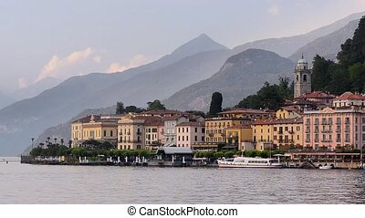 Bellagio on lake Como
