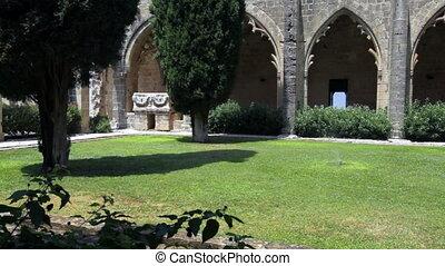 Bellapais Abbey, Kyrenia, Cyprus - Bellapais Abbey of...