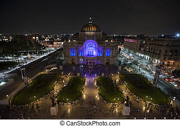Bellas Artes Palace