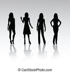 belle ragazze