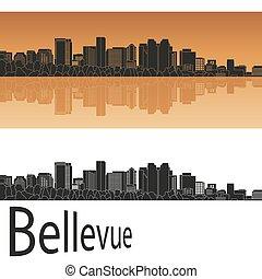 bellevue, スカイライン