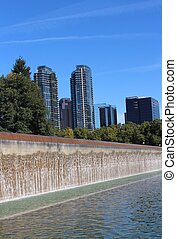 Bellevue Washington Downtown
