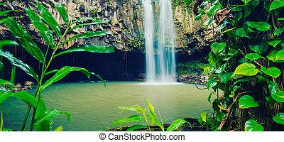 bello, cascata