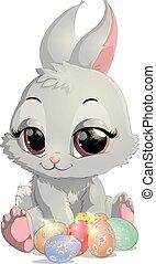 bello, coniglio pasqua