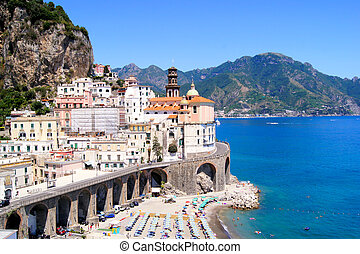bello, costa amalfi