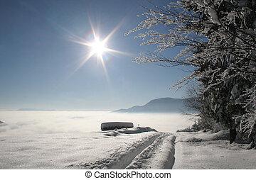 bello, inverno