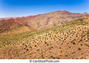 bello, marocco, paesaggio