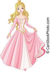 bello, principessa