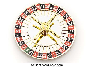 bello, roulette, oro