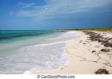 bello, spiaggia