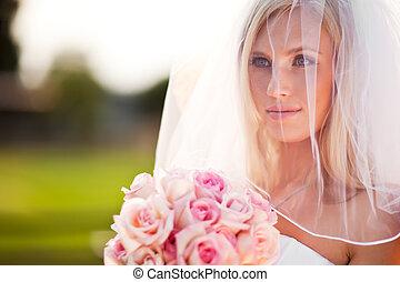 bello, sposa