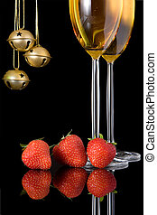 Bells and strawberries