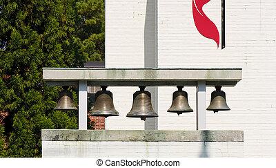 Bells at Methodist Church