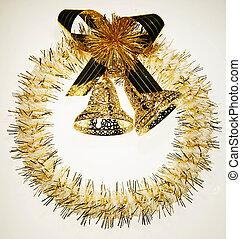 bells on a wreath