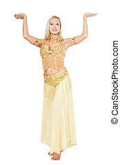 Belly-dancer