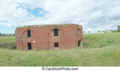 Reduit Bobruisk fortress - BELORUS, BOBRUISK, JULY, 2016...