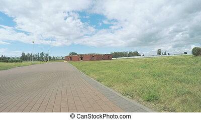 Reduit Bobruisk fortress - BELORUS, BOBRUISK, JULY Reduit...