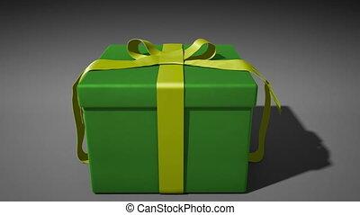 belső, a, születésnap ajándék