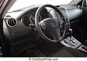 belső, autó