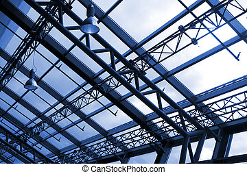 belső, modern építészet