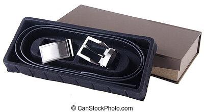 belt for men on background