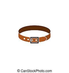 belt logo vector icon sign symbol design