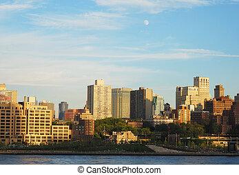 belvárosi, brooklyn, láthatár, alatt, ny megállapít