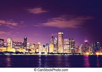 belvárosi, chicago