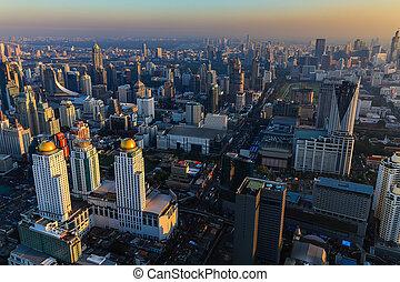 belvárosi, város égvonal