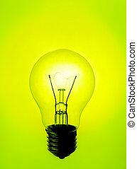 belysning, lampe