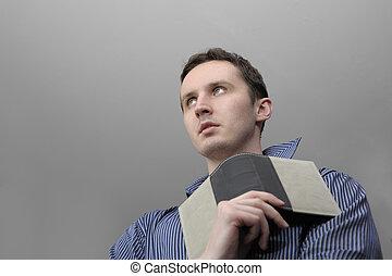 bemanna läsa, bok