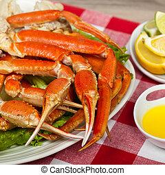 ben, krabba