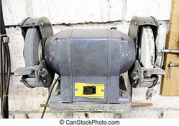 grinder - Bench grinder