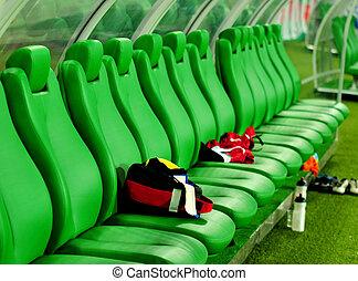 Bench soccer