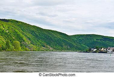 Bend of the Rhine