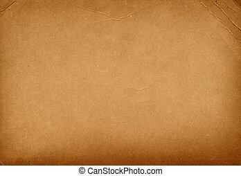 bended, vendange, papier