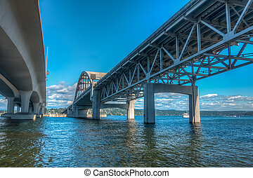 Beneath A Seattle Bridge HDR 3