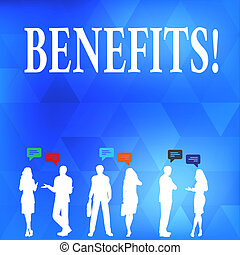 benefits., aid., vantagem, negócio, rendimento, foto,...