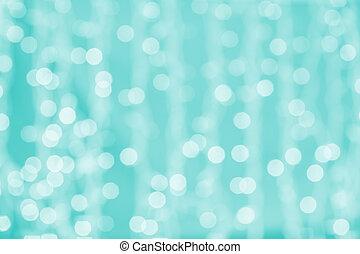 benevelde achtergrond, met, bokeh, lichten