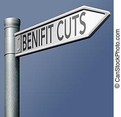 benifit cuts