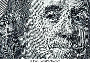 Benjamin Franklin - High definition Benjamin Franklin...