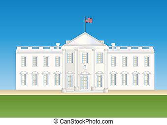 bennünket, fehér ház