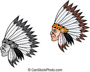 bennszülött emberek