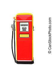 bensin, årgång, drivmedel pumpa