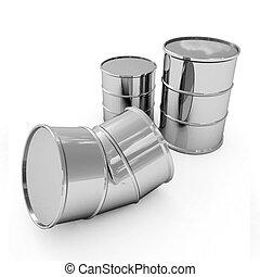 bent barrel