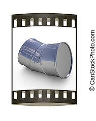 bent barrel. The film strip
