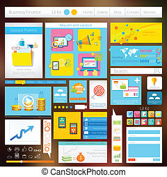 benutzerschnittstelle, design